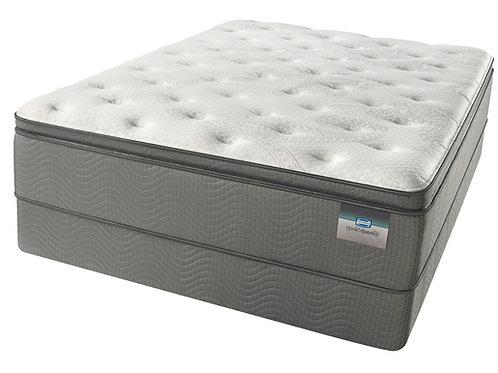 Simmons BeautySleep Sun Valley Plush Pillow Top Mattress