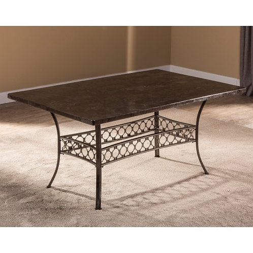 Hillsdale - Brescello Dining Collection Rectangle Dining Table