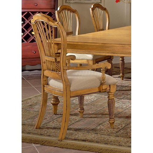 Hillsdale - Wilshire Dining Collection Arm Chair (Set of 2)