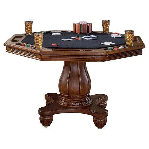 Hillsdale - Kingston Poker Table