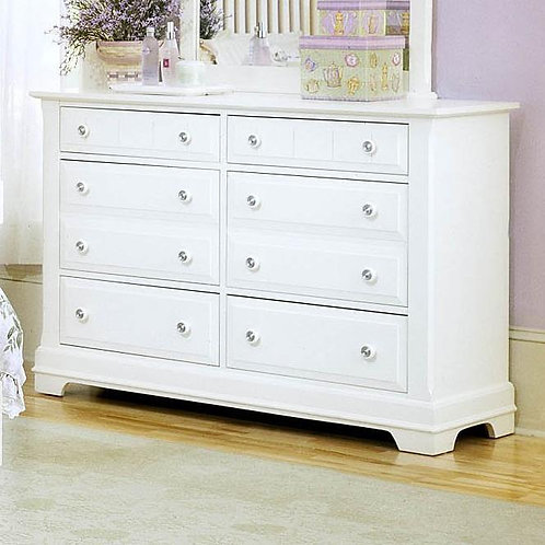 Vaughan Bassett - Cottage Collection Double Dresser