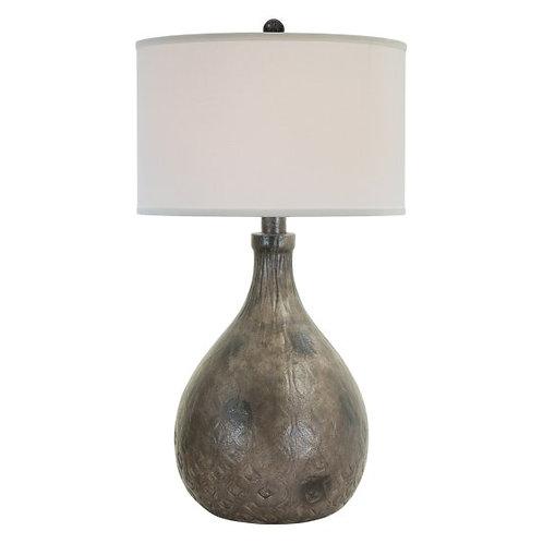 Teardrop Base Table Lamp