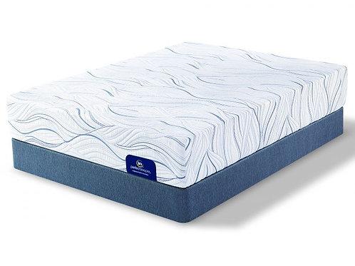 Serta Perfect Sleeper Foam Carriage Hill Luxury Firm Mattress