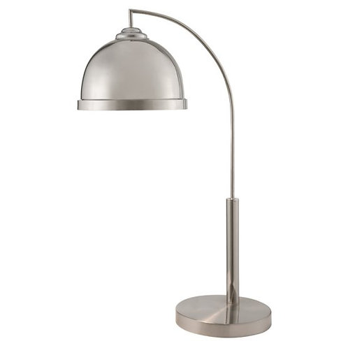 Domed Metal Shade Table Lamp