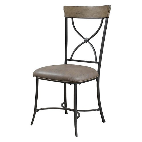 Hillsdale - Charleston Dining Collection X-Back Dining Chairs (Set of 2)