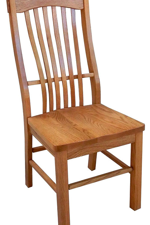 Tennessee Enterprises - Portland Collection Side Chair