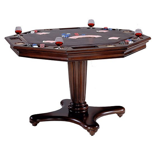 Hillsdale - Ambassador Poker Table
