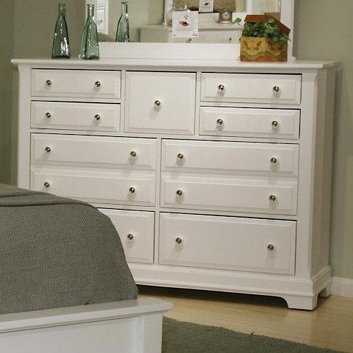 Vaughan Bassett - Cottage Collection Triple Dresser