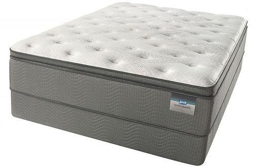 Simmons BeautySleep Star Fall III Plush Pillow Top Mattress