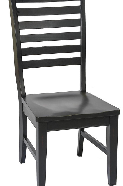 Tennessee Enterprises - St. Michael Collection Slat Back Side Chair