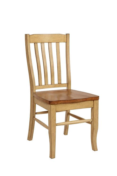 Tennessee Enterprises - Quinton Collection Slat Back Side Chair