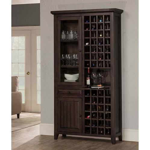 Hillsdale - Tuscan Retreat Tall Wine Storage