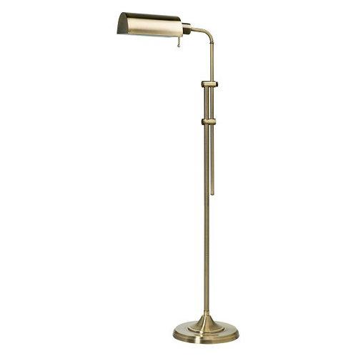 Antique Brass Pharmacy Floor Lamp