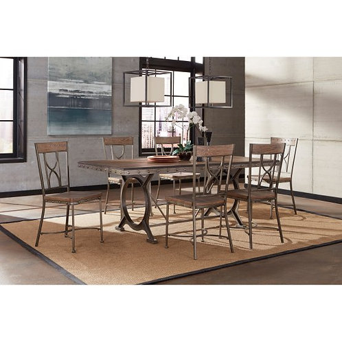 Hillsdale - Paddock 5 Piece Rectangle Dining Set