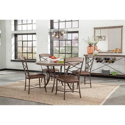 Hillsdale - Emmons 5 Piece Round Dining Set