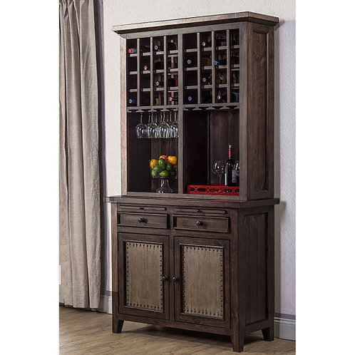 Hillsdale - Tuscan Retreat Buffet and Hutch
