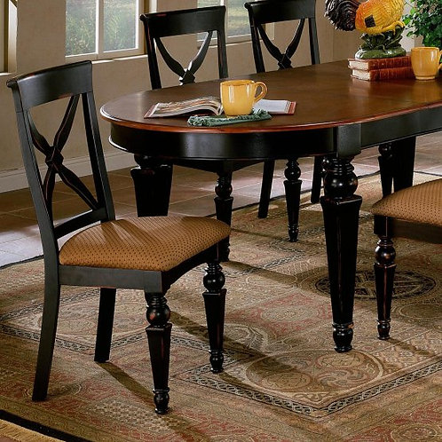 Hillsdale - Northern Heights Dining Collection Dining Side Chair (Set of 2)