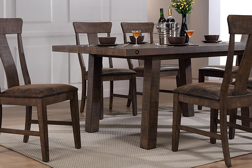 Tennessee Enterprises - The Loft Collection Dining Table