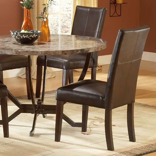 Hillsdale - Monaco Dining Collection Side Dining Chairs (Set of 2)