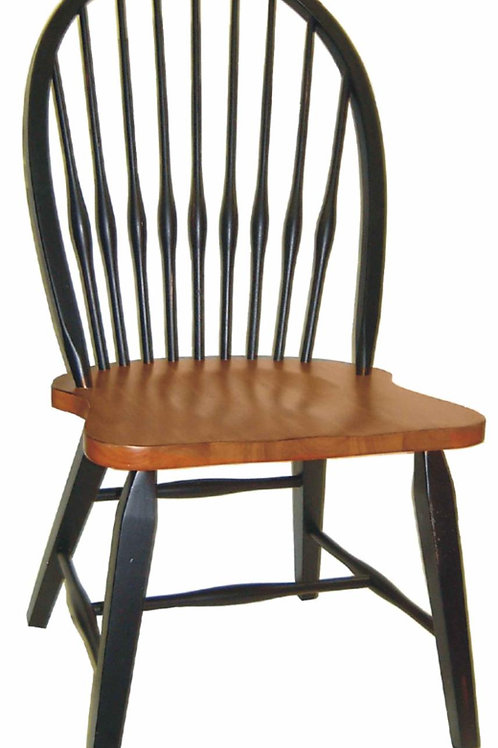 Tennessee Enterprises - St. Michael Collection 2-Toned Side Chair