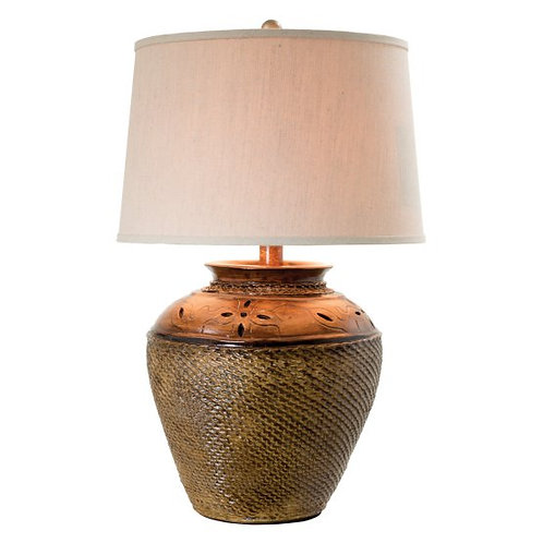 Hydrocal Table Lamp