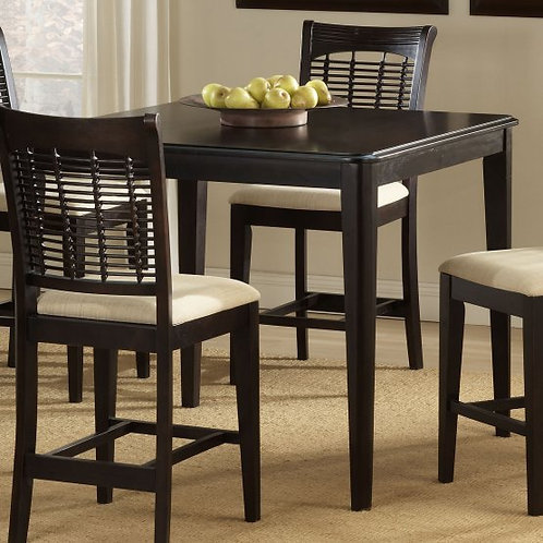 Hillsdale - Bayberry Dining Collection 42 in. Square Counter Height Dining Table