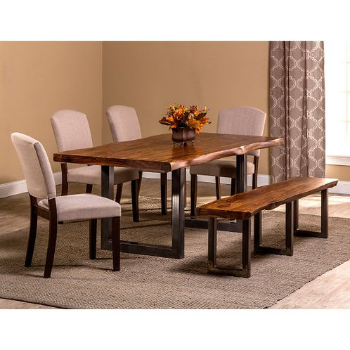 Hillsdale - Emerson 6 Piece Rectangle Dining Set