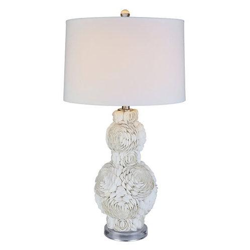 Shell Flower Table Lamp (Set of 2)
