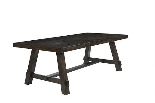 Tennessee Enterprises - Brookview Collection Trestle Table