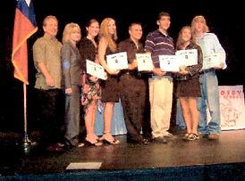 2006 Scholarship Recipients