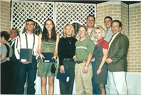 2000 Scholarship Recipients