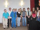 2008 Jared Jamail Scholarship Recipients