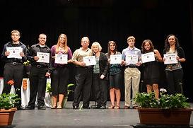 2011 Scholarship Recipients