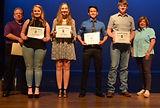 2018 Jared Jamail Scholarship Recipients