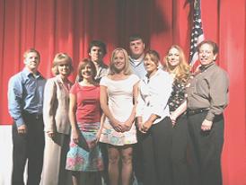 2004 Scholarship Recipients
