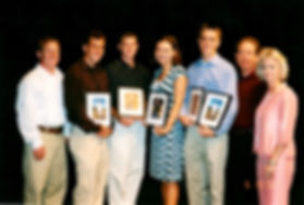 2002 Scholarship Recipients