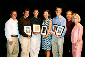 2002 Scholarship Recipients