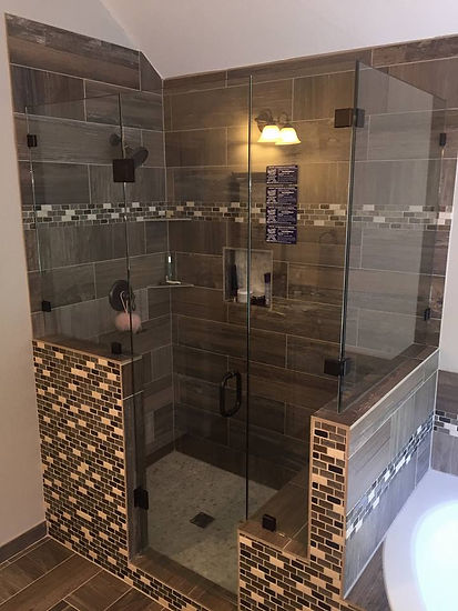 Shower Doors & Frameless Showers