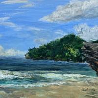Textures of the Sea, Trinidad