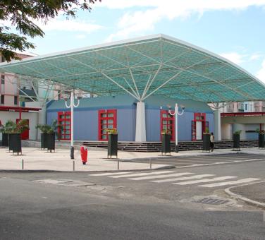 Salle Polyvalente de Lauricisque