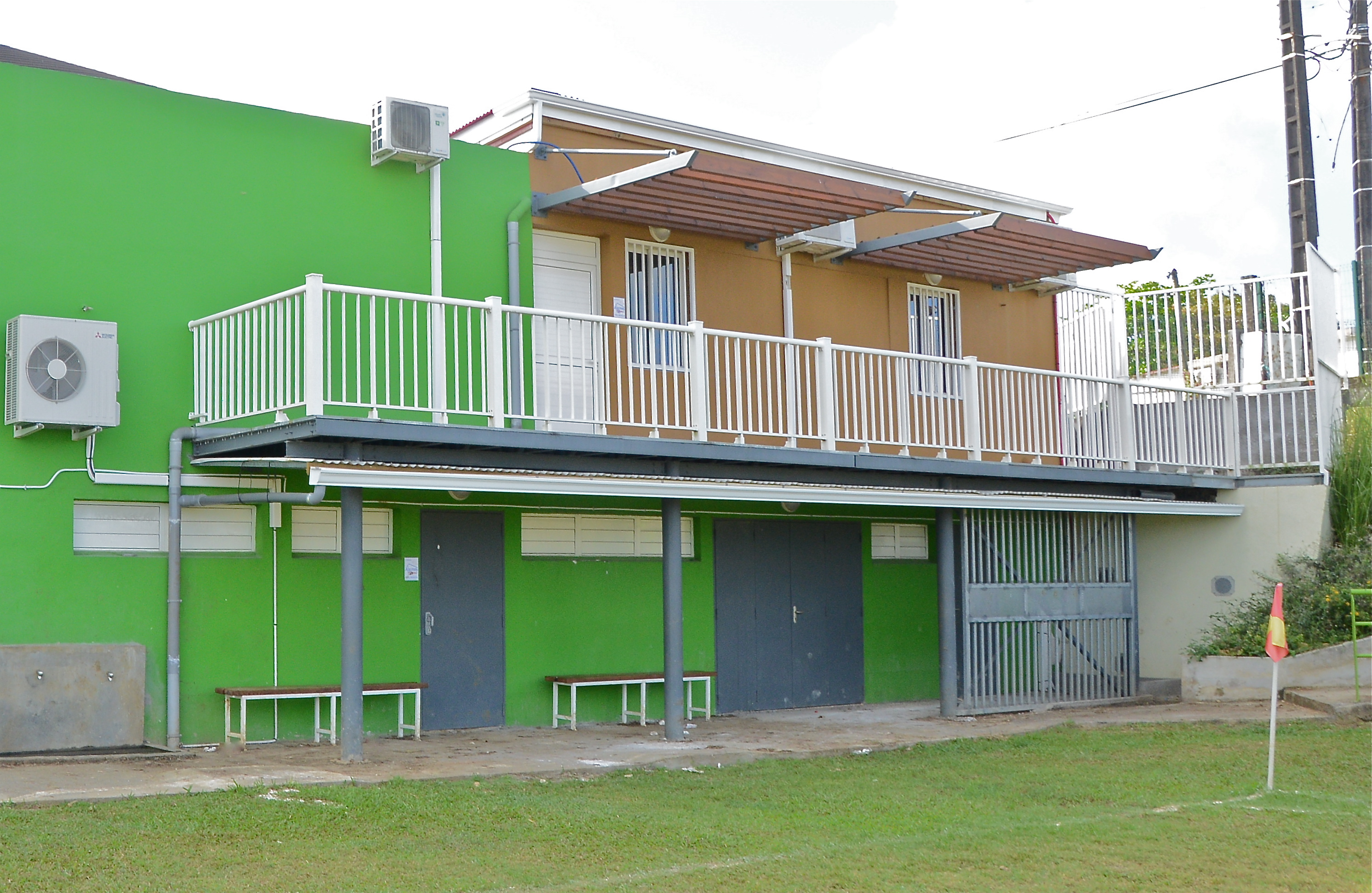 SIROCO Balcon et balustrade KMP sas
