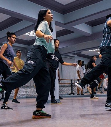 Hiphop classes for Adults, Every tuesday