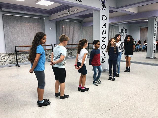 It's time to tap dance! #tapdance #class
