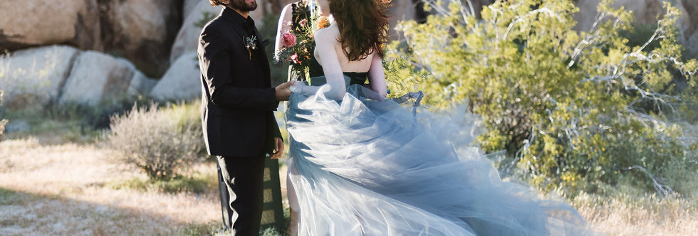 Palouse Couture Gown