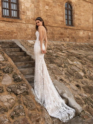 The Calla Gown
