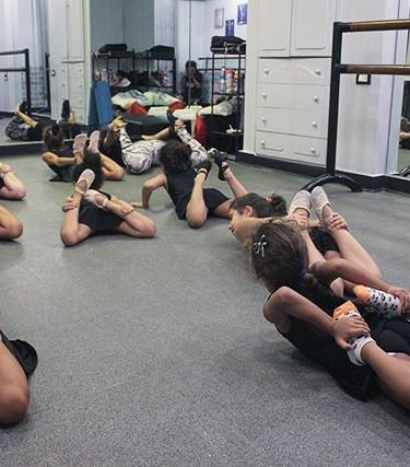 Join our ballet classes now, registratio