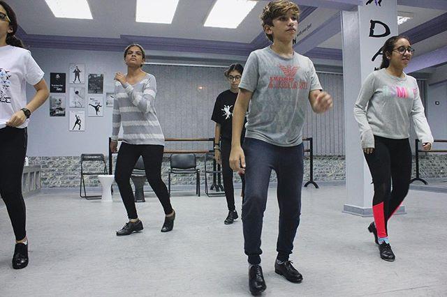 We speak tap dance. #danzone #dance #stu
