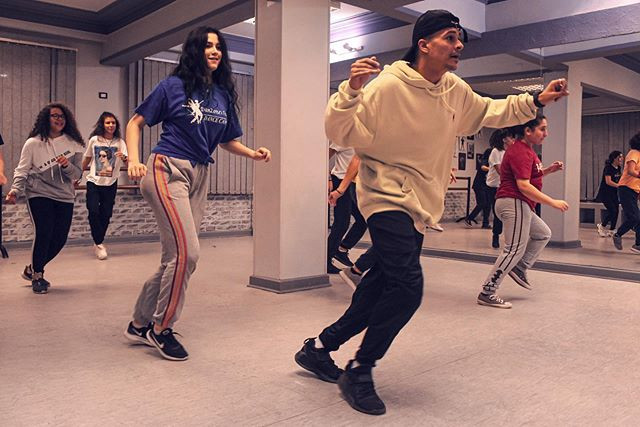 Hip Hop Dance Classes available for all