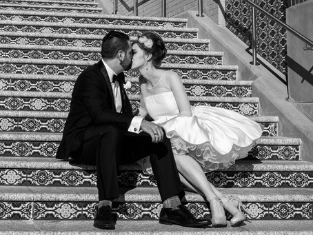 Short & Sweet Wedding Dresses