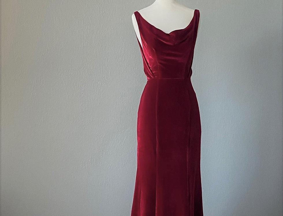 Columbia Gown